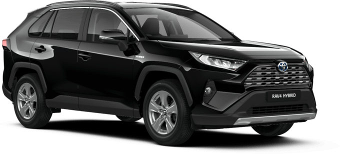 Toyota RAV4 - Icon - 5 Door Sports Utility Vehicle