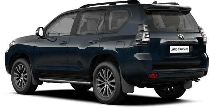 Toyota Land Cruiser - Invincible 7 seat - 5 Door Sports Utility Vehicle