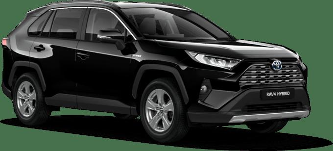 Toyota RAV4 - Icon - 5 Door Sports Utility Vehicle