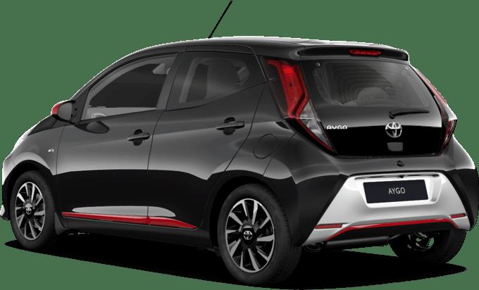 Toyota Aygo - x-trend - 5 Door Hatchback