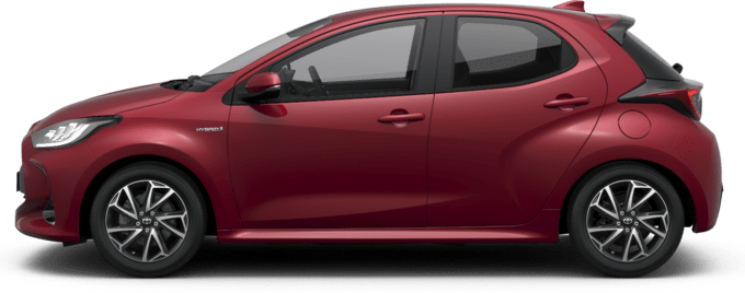 Toyota Yaris - Design - Hatchback