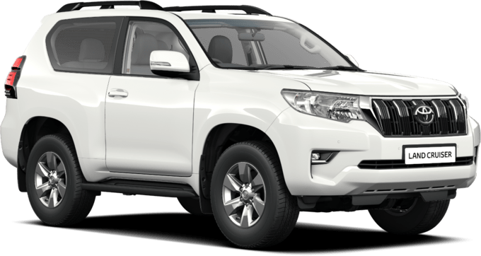 Toyota Land Cruiser - Active - 3 Door (5 seat) Sports Utility Vehicle