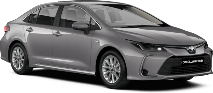 Toyota Corolla Saloon - Icon - 4 Door