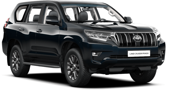 Toyota Land Cruiser Prado - Business+ 4.0 - MPV 5 კარიანი (LWB)