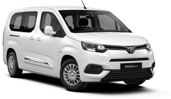 Toyota PROACE CITY VERSO - Active - L2 - 5θυρο