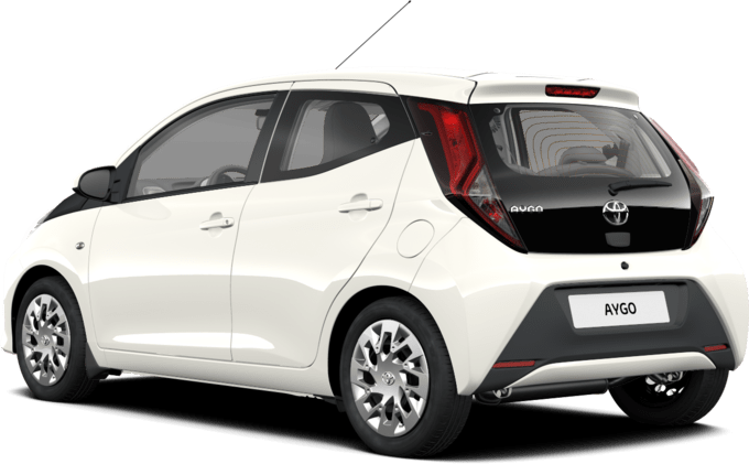 Toyota AYGO - x-Play - Hatchback 5-Θυρο