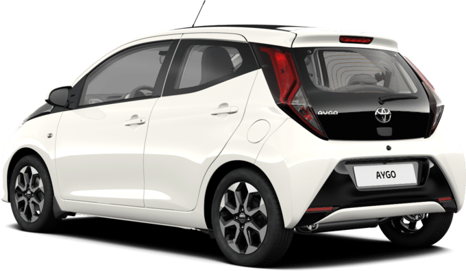 Toyota AYGO - x-Wave Connect - Hatchback 5-Θυρο