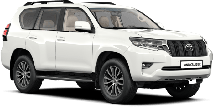 Toyota Land Cruiser - Luxury - SUV 5-Θυρο