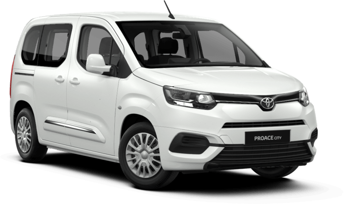 Toyota PROACE CITY VERSO - Active - L1 - 5θυρο