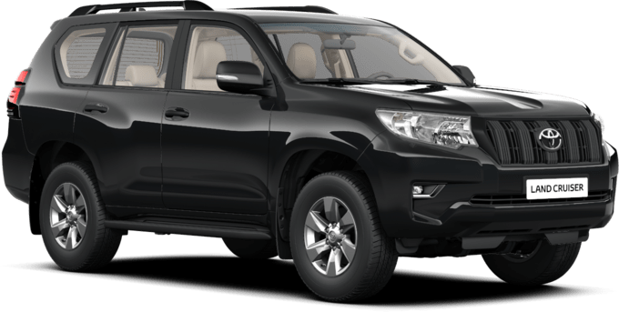 Toyota Land Cruiser - Active - MPV 5 Doors (LWB)