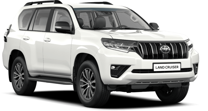 Toyota Land Cruiser - Executive - MPV 5 Doors (LWB)