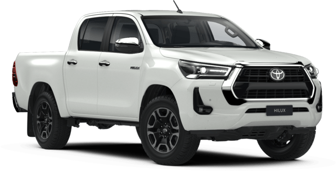 Toyota Hilux - Executive - Duplakabin