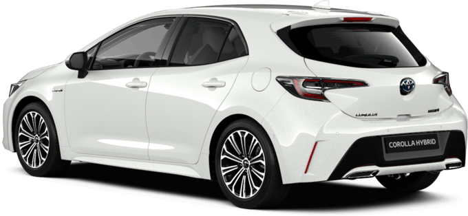 Toyota Corolla Hatchback - EXECUTIVE LIGHT INTERIOR - 5 ajtós hatchback