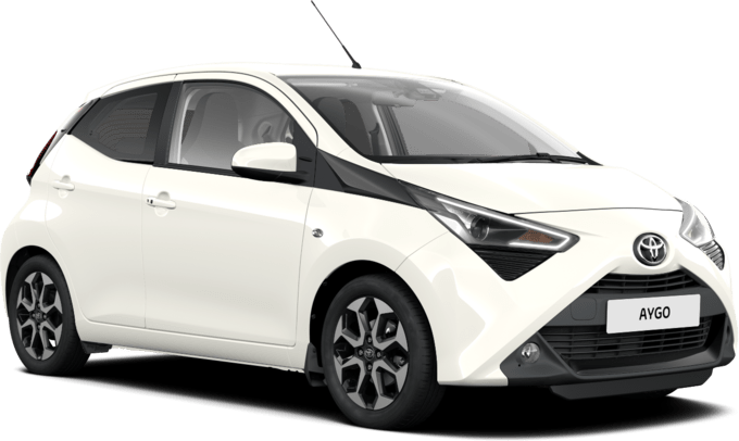 Toyota AYGO - x-play+ - Hatchback 5 Doors