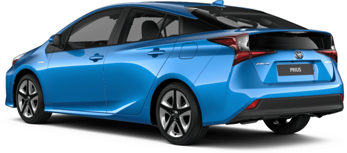 Toyota Prius - Hybrid Luxury - Liftback 5 doors