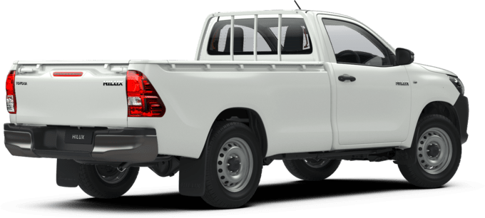 Toyota Hilux - DLX - Single Cab