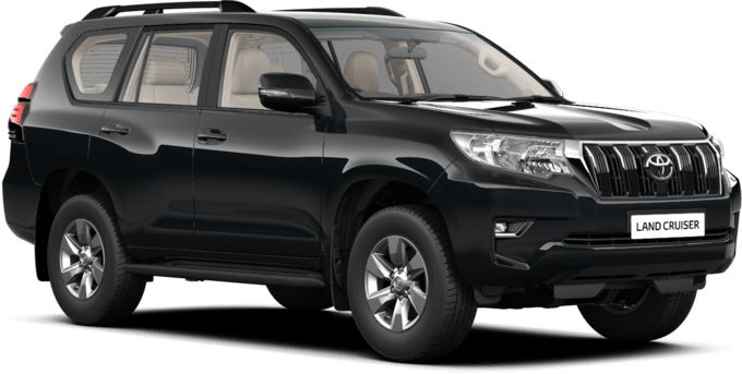 Toyota Land Cruiser - Business - LWB Auto (5 Seats – N1 Classified)