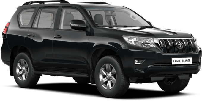 Toyota Land Cruiser - Commercial - LWB GX Commercial