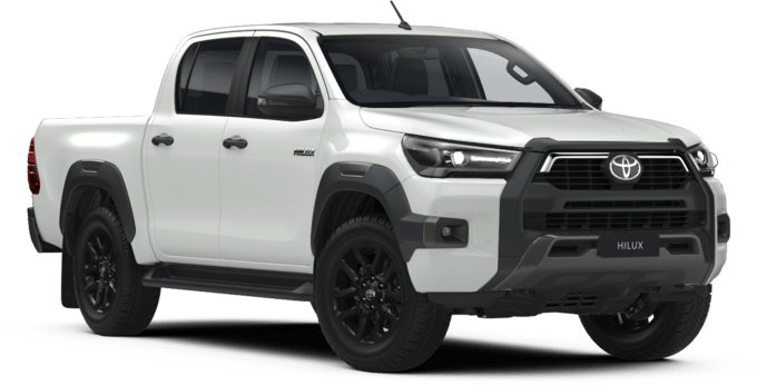 Toyota Hilux - Invincible - Double Cab