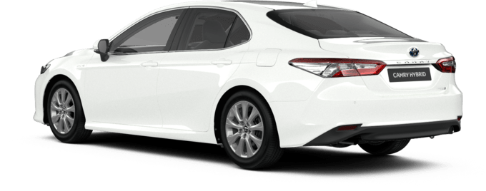 Toyota Camry - Sol - Saloon