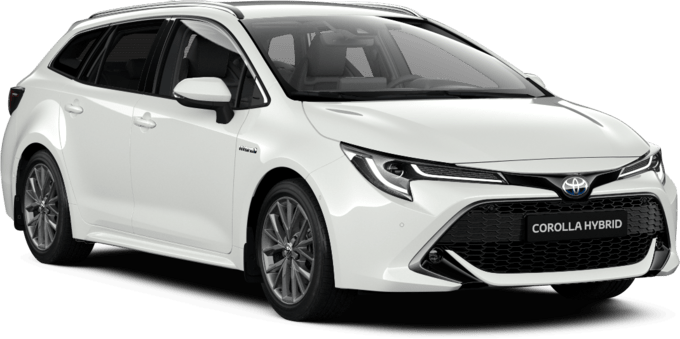 Toyota Corolla Touring Sports - Luxury - Station 5 dyra