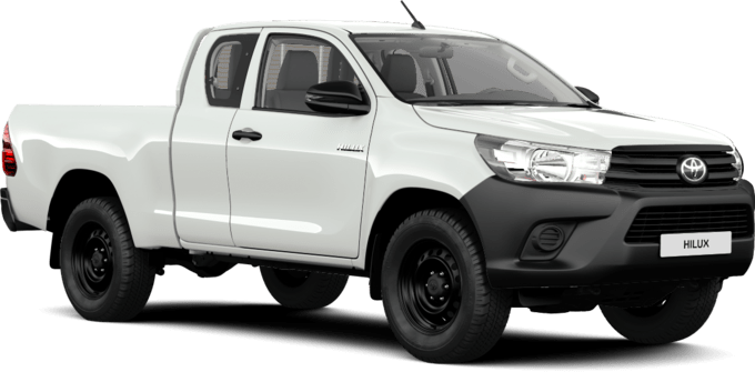 Toyota Hilux - LX - Extra Cab