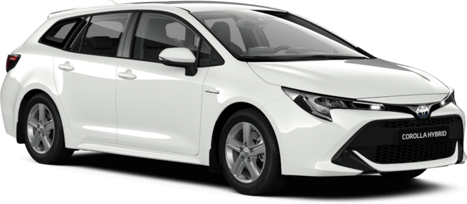 Toyota Corolla Touring Sports - Live - Station 5 dyra