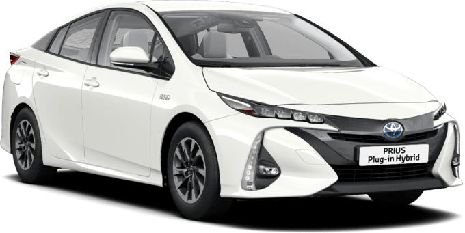 Toyota Prius Plug-in - Active - Hatchback 5 Dyra