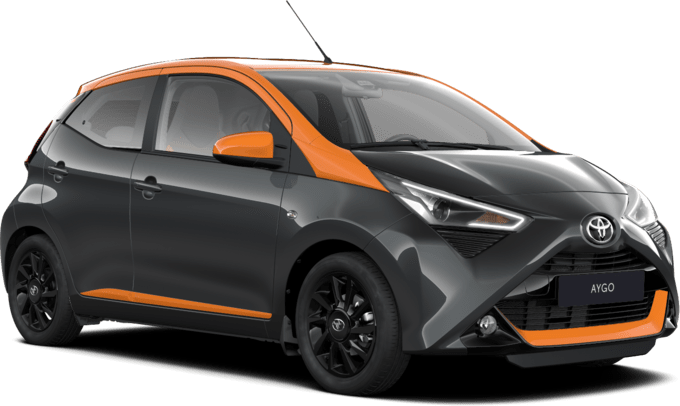 Toyota Aygo Connect - x-music - 5 Porte