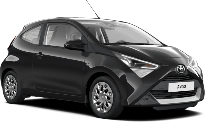 Toyota AYGO Connect - x-cool - 3 Porte