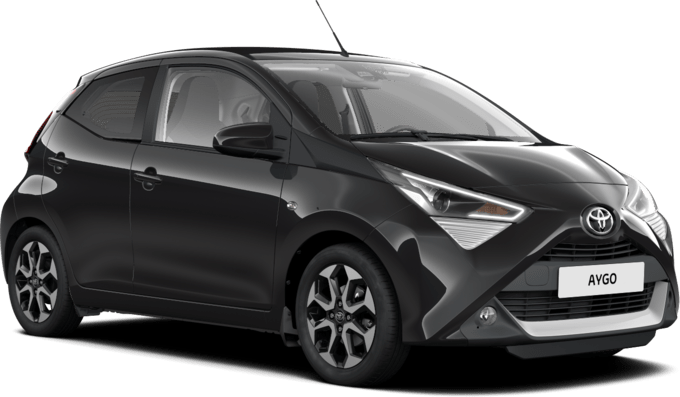 Toyota AYGO Connect - x-wave - 5 Porte