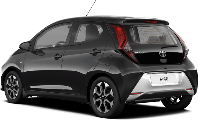 Toyota AYGO Connect - x-fun - 5 Porte