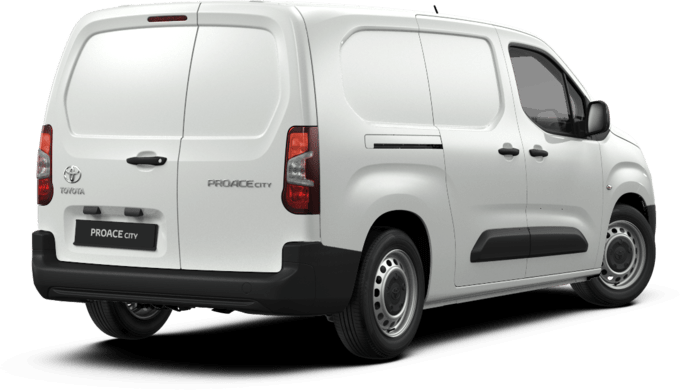 Toyota PROACE CITY - Ground - Long Porta Singola