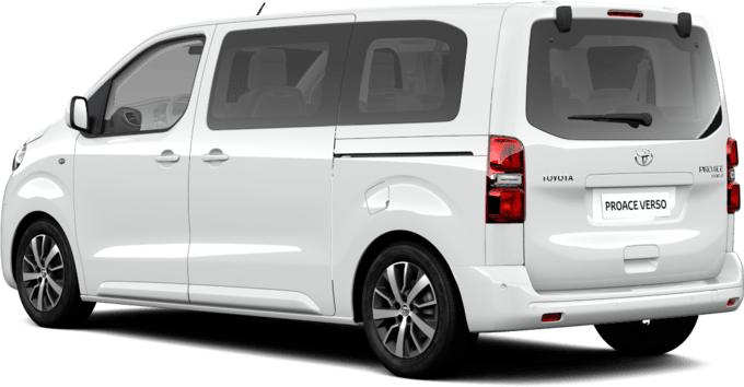Toyota PROACE VERSO - Medium Executive - Medium porta doppia