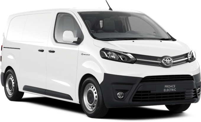 Toyota PROACE Electric - Comfort - Medium Porta Singola