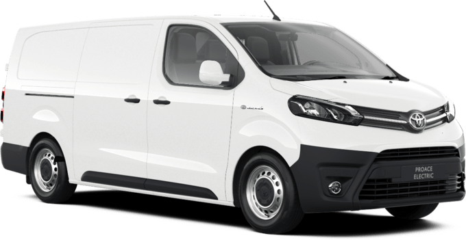 Toyota PROACE Electric - Comfort - Long Porta Doppia