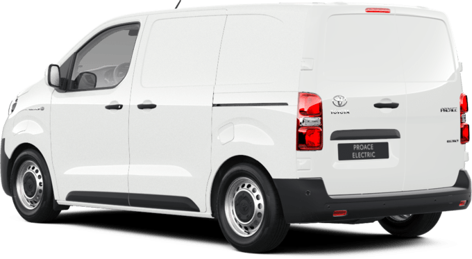 Toyota PROACE Electric - Active - Compact Porta Doppia