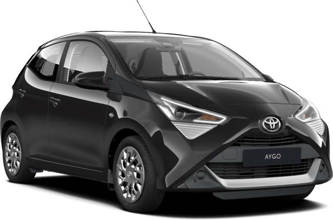 Toyota Aygo Connect - x-play - 5 Porte