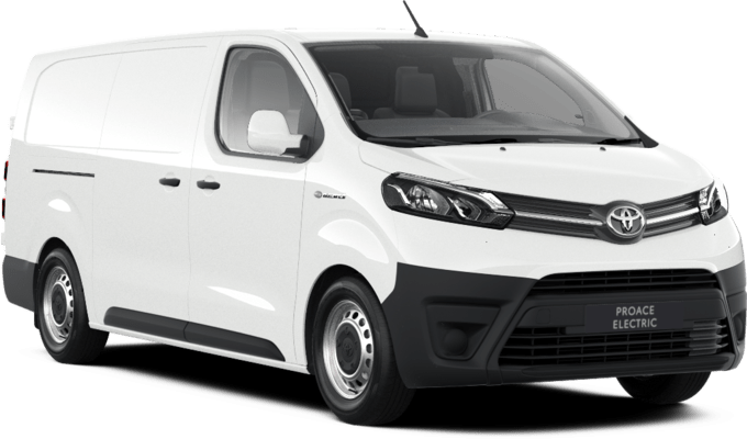 Toyota PROACE Electric - Active - Long Porta Doppia