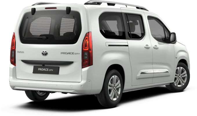 Toyota PROACE CITY VERSO - Executive - Long 5 porte