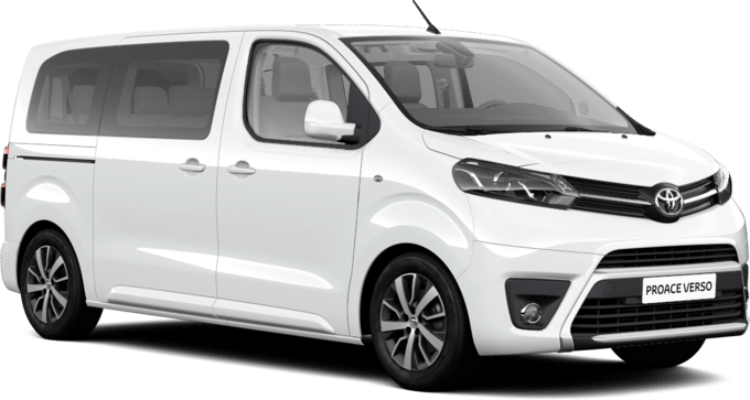 Toyota PROACE VERSO - Medium Luxury - Medium porta doppia