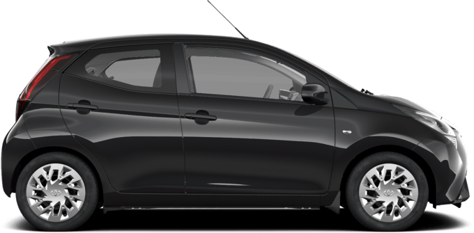 Toyota Aygo Connect - x-cool - 5 Porte