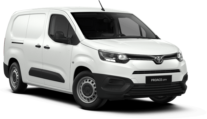 Toyota PROACE CITY - Ground - Long Porta Doppia