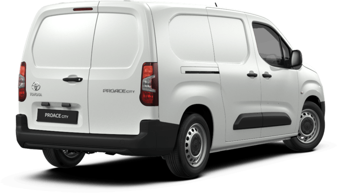 Toyota PROACE CITY - Proace City - Long Porta Doppia