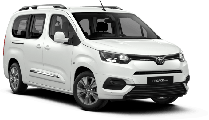 Toyota PROACE CITY VERSO - Luxury - Long 5 porte