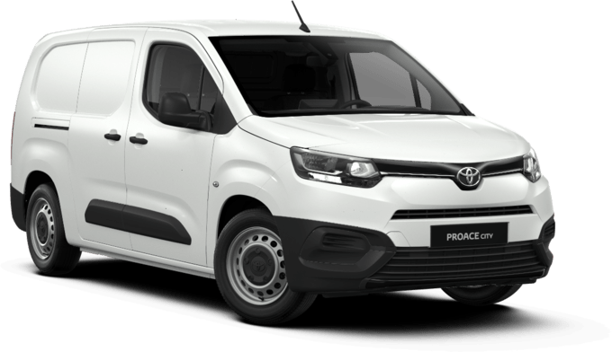 Toyota PROACE CITY - Proace City - Long Porta Singola