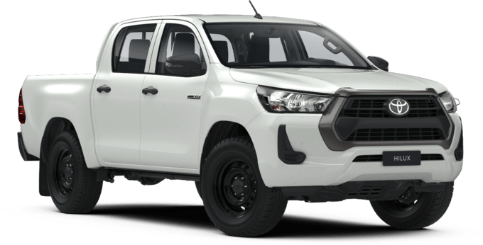 Toyota Hilux - Comfort - Double Cab