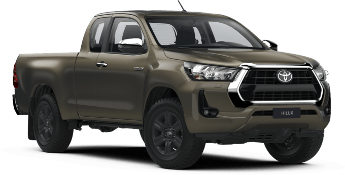 Toyota Hilux - Lounge - Extra Cab