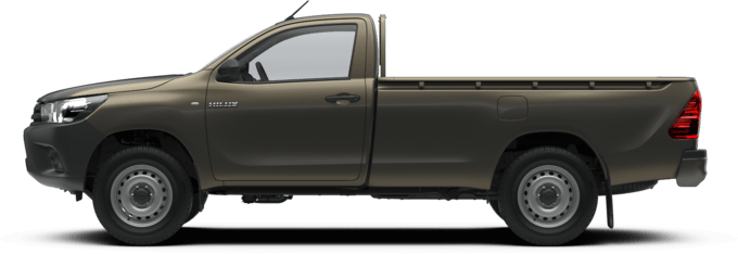 Toyota Hilux - Active - Single Cab