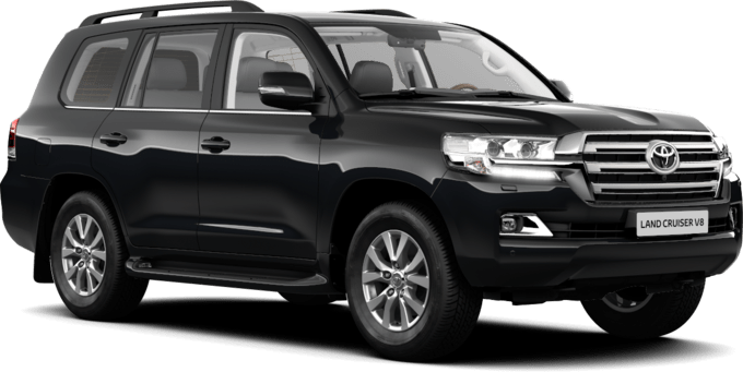 Toyota Land Cruiser 200 - Престиж - 5-дв. вагон